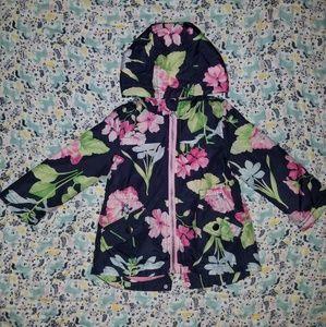 Floral Spring  Light Jacket 12 month